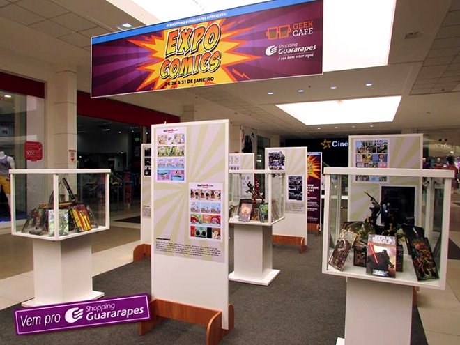 1ª Expocomics Guararapes